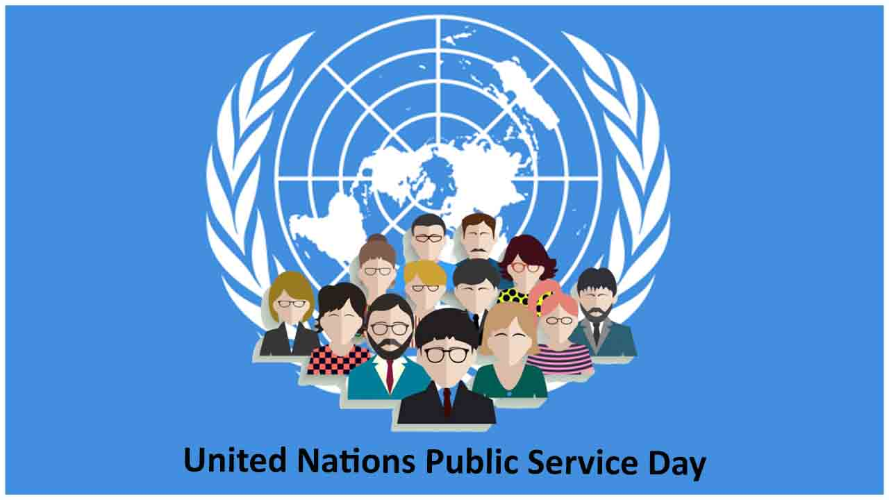 UN public service day significance and theme for 2021