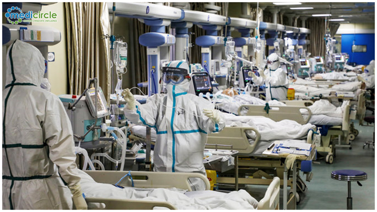Italian doctors forced to choose their ICU patients who have the best ...