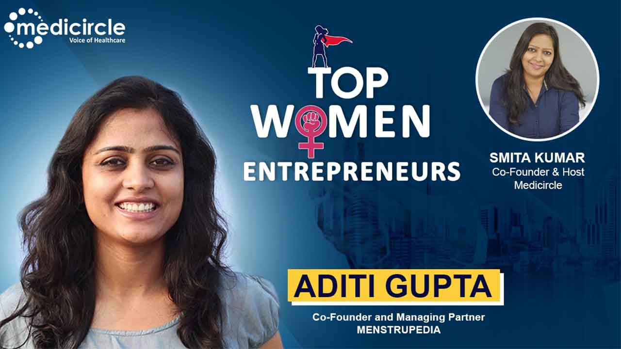 Aditi Gupta compels people to think about the issues which are not openly discussed