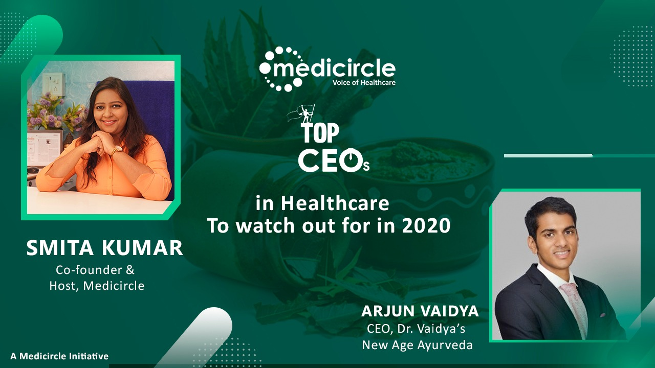 Immunity was a luxury in India pre-covid says Arjun Vaidya, CEO, Dr. Vaidya's: New Age Ayurveda