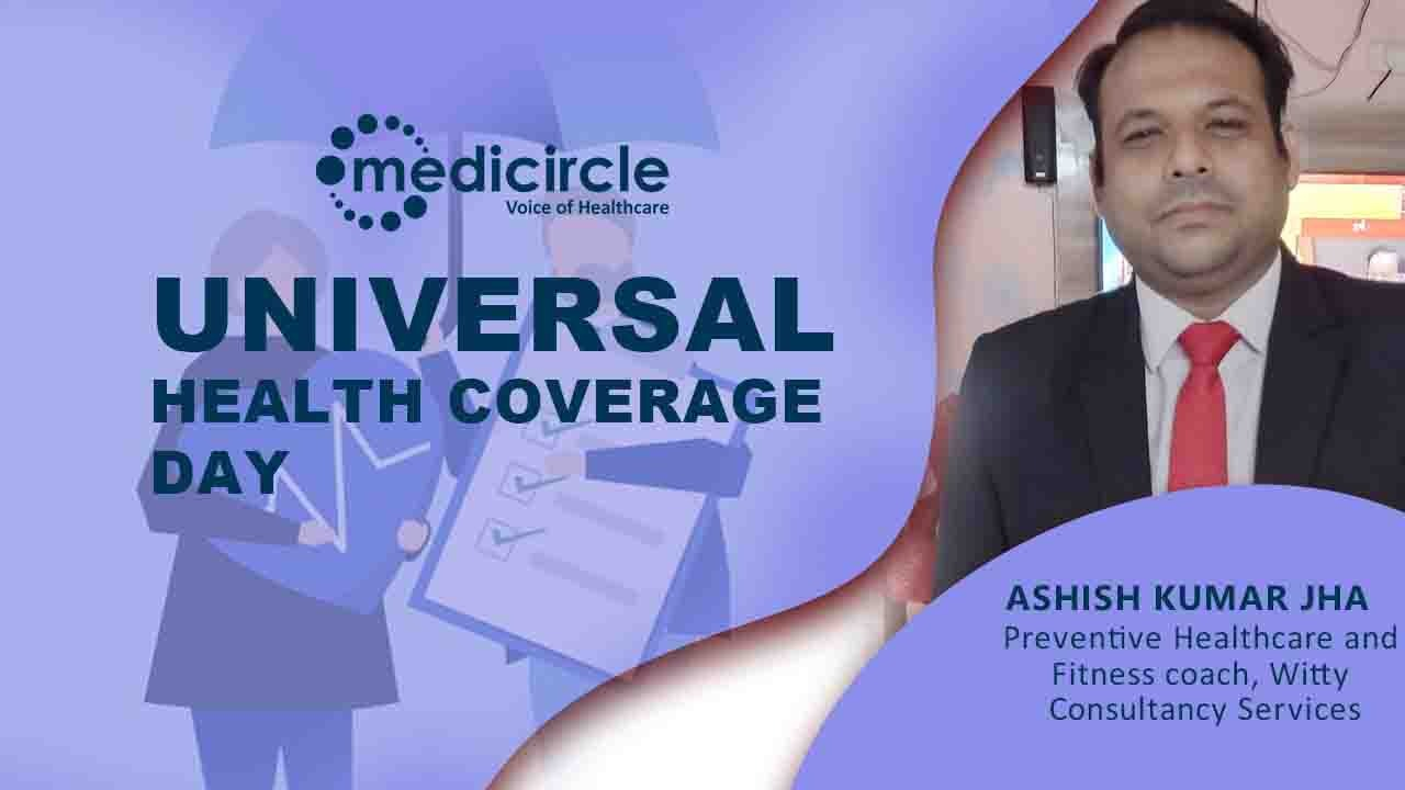 'Money cannot be a constraint for healthcare' says, Ashish Kumar Jha | Universal Health Coverage Day