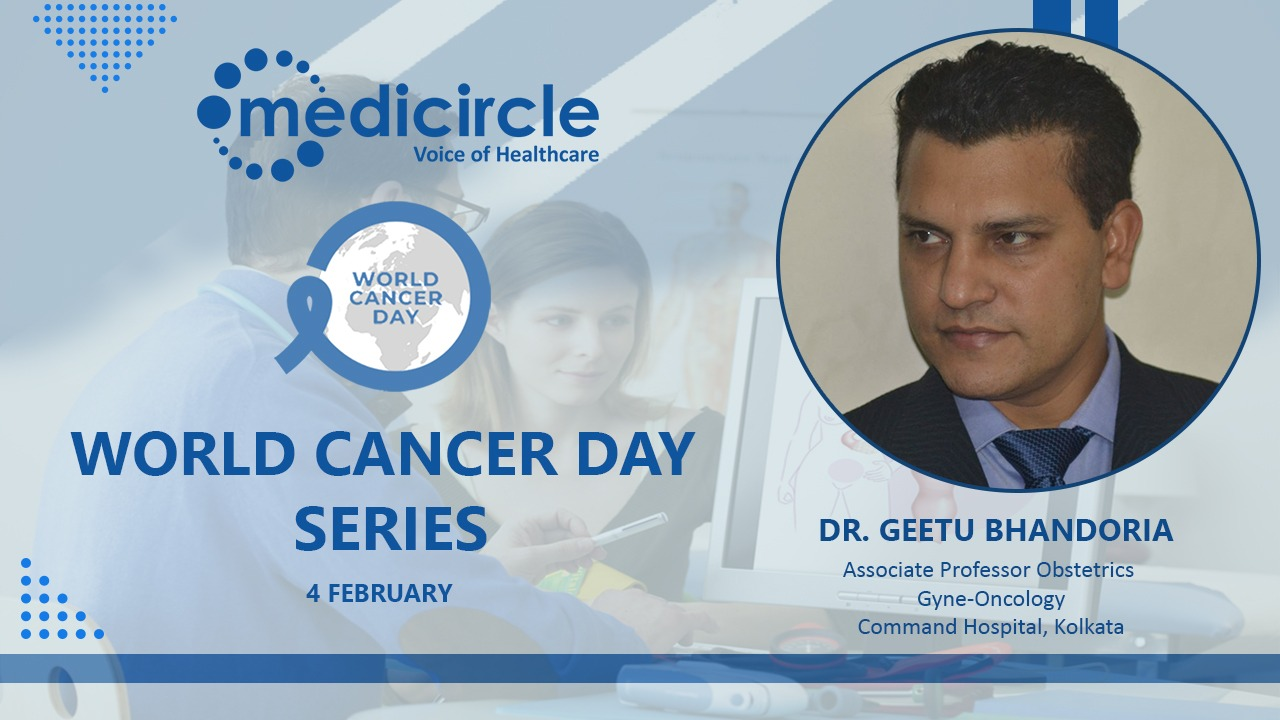 'Awareness campaigns will ensure a better future for cancer care' explains Dr. Geetu Bhandoria