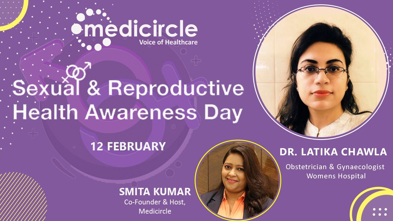 All about Women's Sexual and Reproductive Health with Dr. Latika Chawla