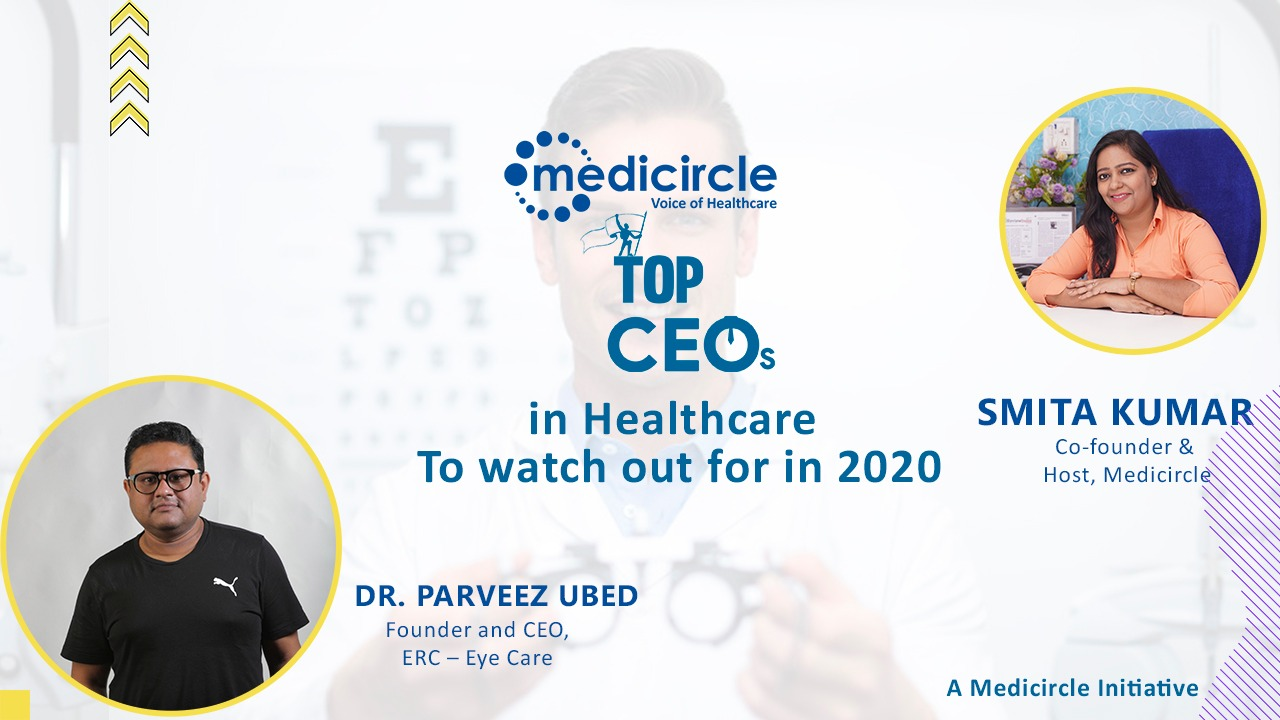 Everyone's right to see is the vision of Dr. Parveez Ubed, Founder and CEO, ERC – Eye Care
