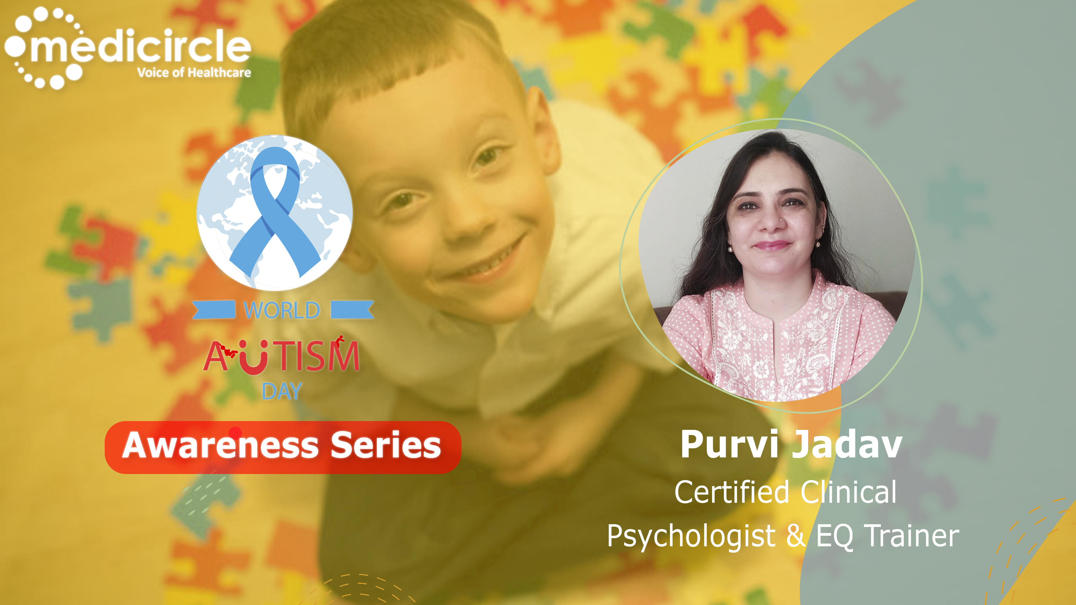 Purvi Jadav talks about Autism Spectrum Disorder