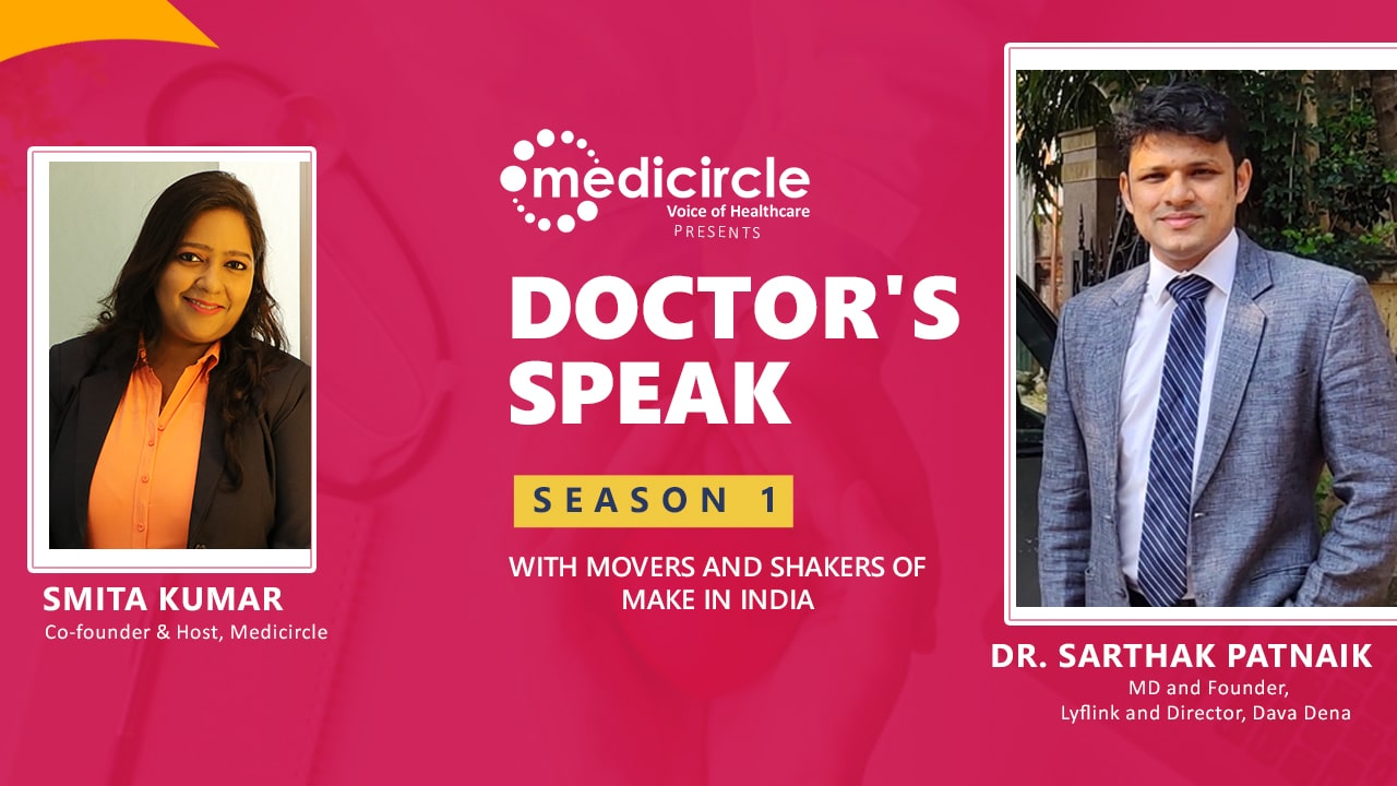 Helping patients, doctors, pharmacists & rural population with revolutionary technology- Dr. Sarthak