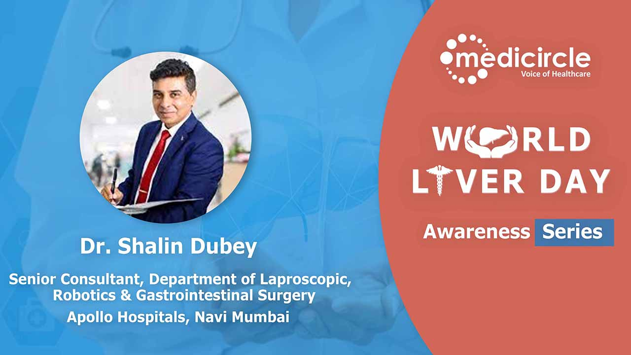 Dr. Shalin Dubey advises to keep the liver healthy by simple lifestyle measures