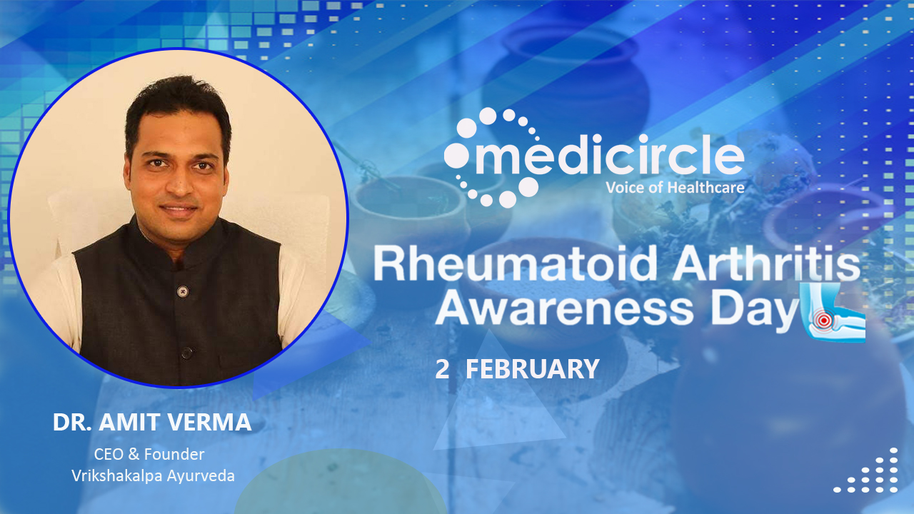 All about Rheumatoid Arthritis – Symptoms and Treatments with Dr. Amit Verma