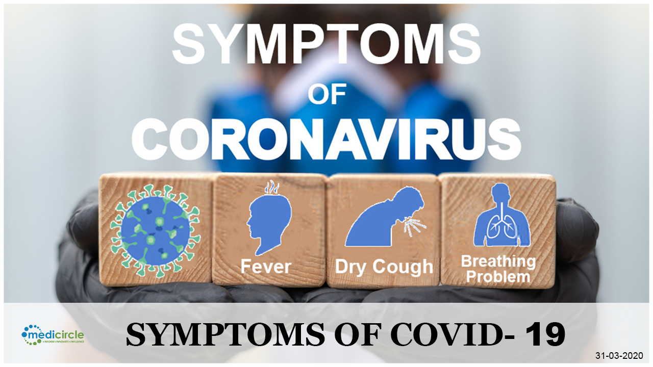 3 SYMPTOMS OF COVID- 19 THAT OCCUR WITH IN 5 DAYS OF INFECTION