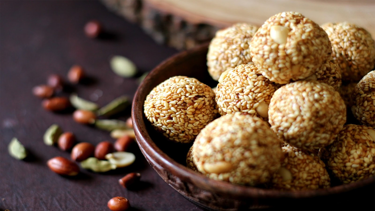 5 Health Benefits of Til Laddoo