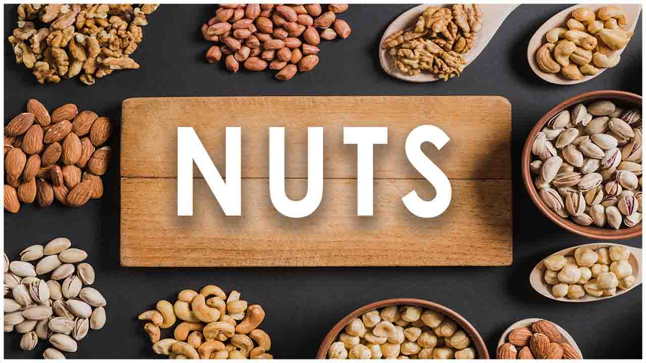 5 NUTS THAT WILL HELP YOU LOSE WEIGHT