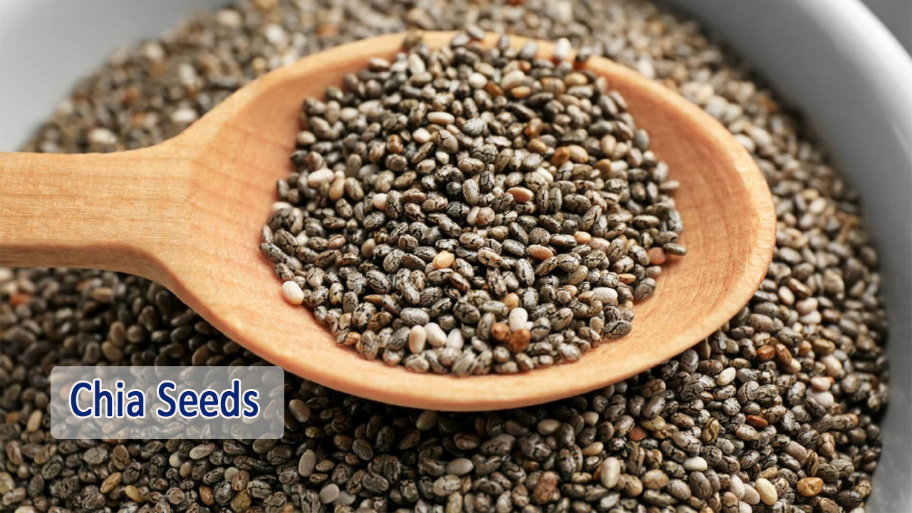 5 Super Seeds which are Super Nutritious