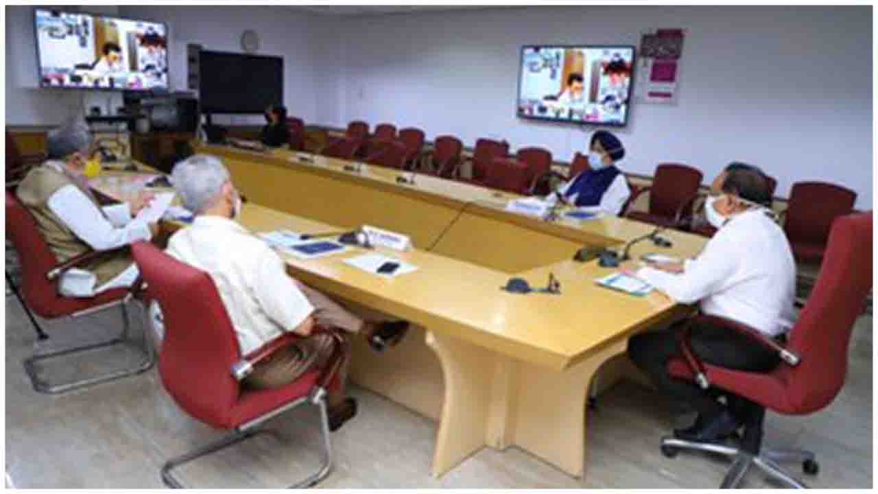 Dr. Harsh Vardhan chaired the 16th high-level GoM meeting at MoHFW to review, monitor & evaluate the evolving situation on COVID19 in India.