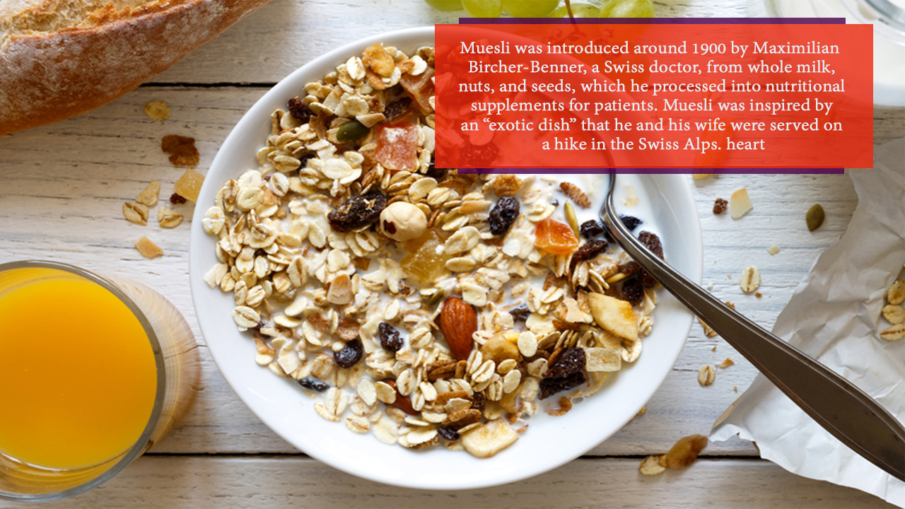 Should you have Muesli for Breakfast? Know the benefits