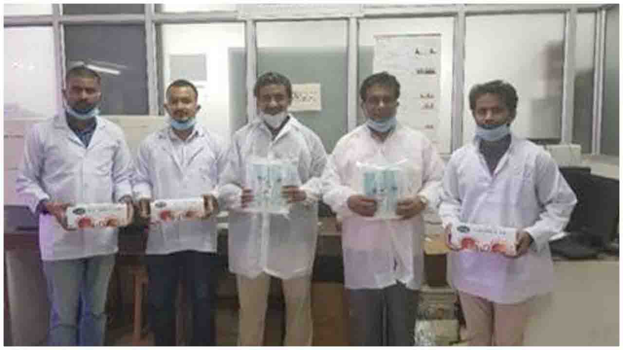Low-cost diagnostic kits developed by IIT Guwahati in association with RR Animal Healthcare Ltd & Guwahati Medical College and Hospital