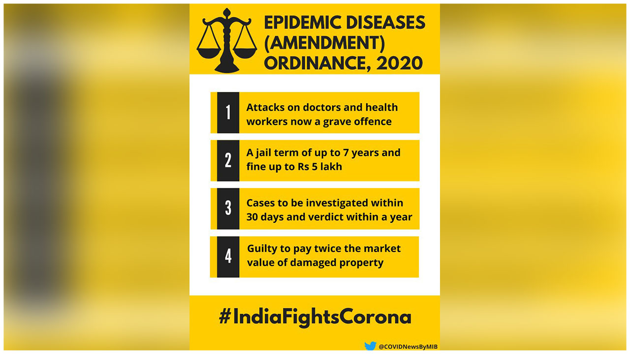 Checkout Government Of India's Commitment To Protect Our Health Workers