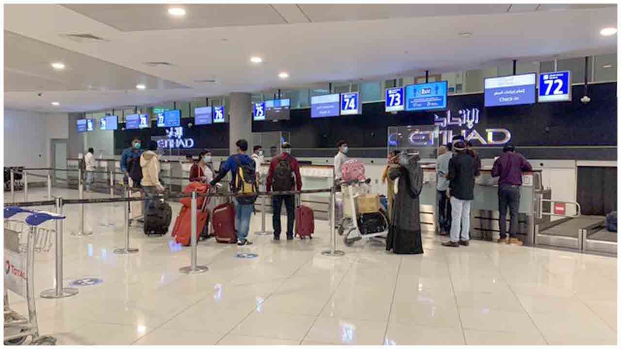 Phase II of VandeBharatMission : Two flights scheduled from Abu Dhabi to Kerala took back more than 350 distressed Indians