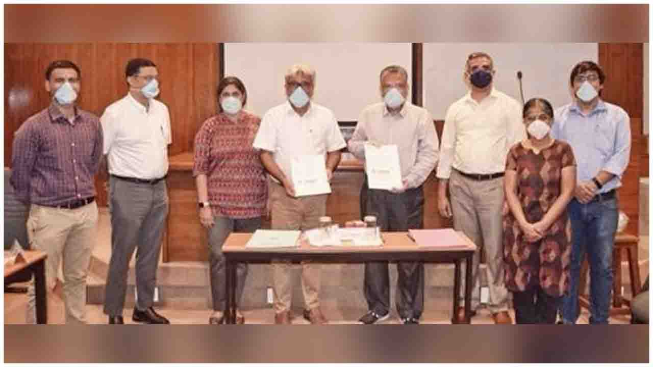 Researchers at CeNS, Bangalore, develop a cup-shaped design of the mask that will allow one to wear it for long hours without any discomfort
