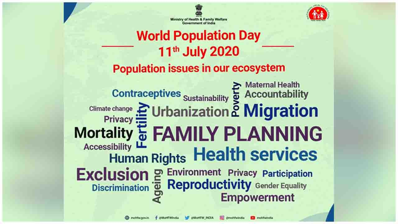 This World Population Day Let's understand the importance of Family Planning and its contribution to environmental sustainability.