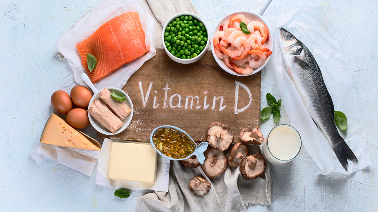 Know your Vitamins! Vitamin D Benefits