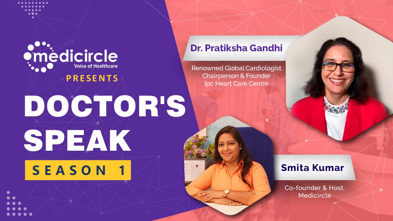 Meet Dr. Pratiksha Gandhi, Founder IPC, on preventing heart attacks & reversing heart disease
